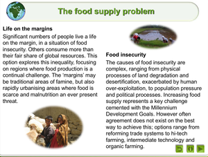 Life On The Margin The Food Supply Problem