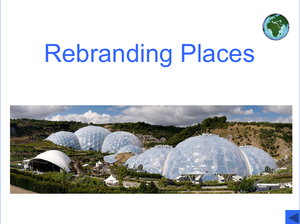 Rebranding Places