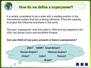 Superpower Geographies