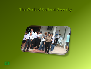 The World Of Cultural Diversity