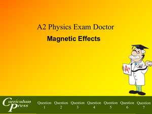 A2 Magnetic Effects