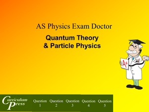 As Quantum Theory