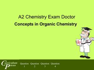Al Ed A2 Concepts In Organic Chemistry Ii