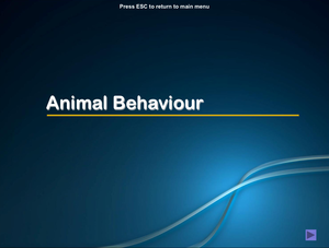 Al Bio Animal Behaviour