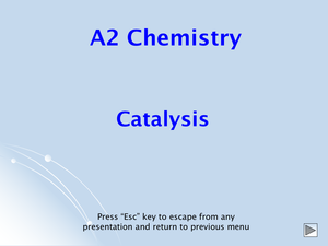 A2 Catalysis
