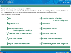 Chem Ks3 Science Drag&drop