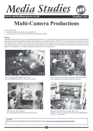 139 Multi Camera Productions