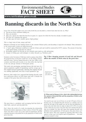 146 Discards North Sea