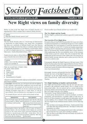 148 Views On Family Diversity