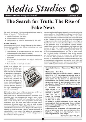 173 The Rise Of Fake News