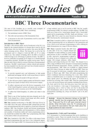 180 Bbc Three Documentaries