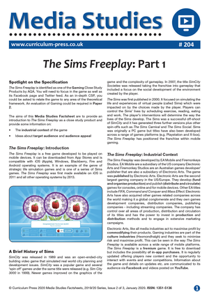 204 The Sims Freeplay Part 1 v2