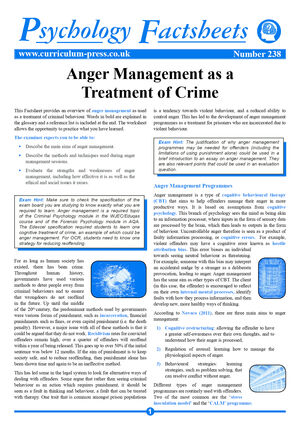 238 Anger Management As A Treatment Of Crime V2