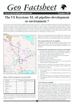 287 Us Keystone Oil