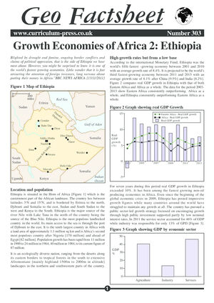 303 Growth Of Ethiopia