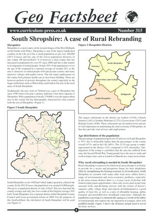 315 South Shropshire Rebranding