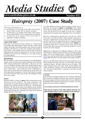 32 Hairspay 2007