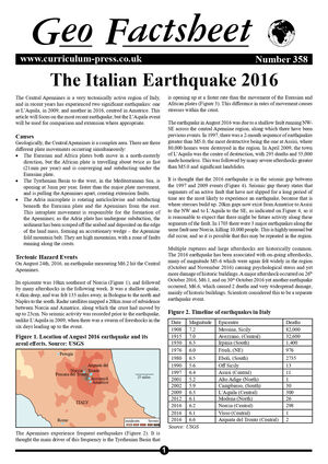 358 The Italian Earthquake 2016
