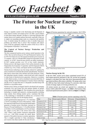 372 The Future For Nuclear Energy In The Uk