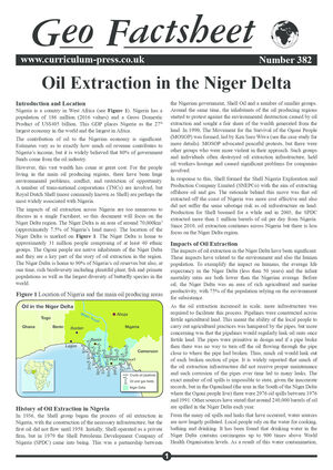 382 Oil Extraction In The Niger Delta
