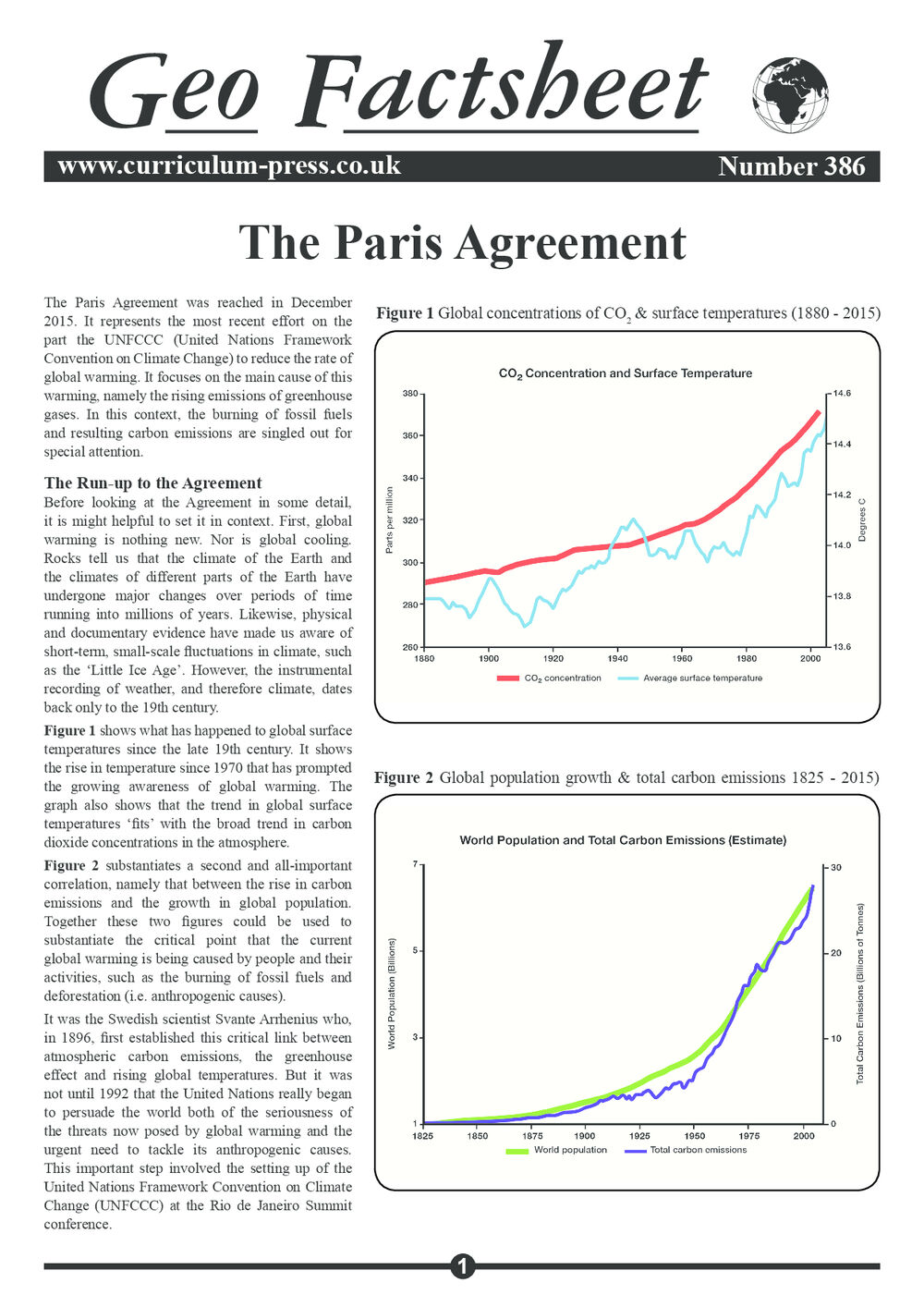 386 The Paris Agreement