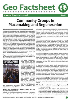 401 Community Groups in Placemaking and Regeneration v2