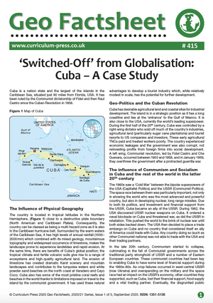 415 Switched Off from Globalisation Cuba