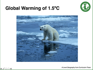 Global Warming of 1 5 C Power Point v2
