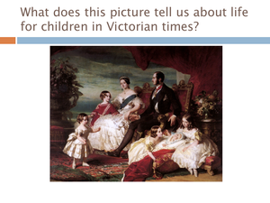 14 Victorian Children  Poetic Etiquette