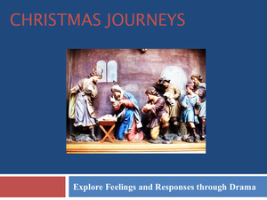 Christmas Journeys