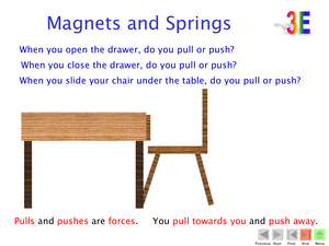 3E Magnets And Springs