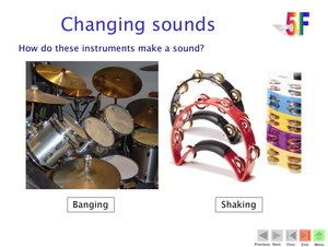 5F Changing Sounds