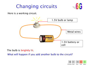6G Changing Circuits